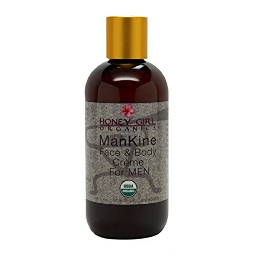 Honey Girl Organics Mankind, 8.0 Fluid Ounce