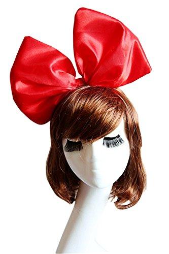 red bow headband - 4
