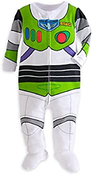Disney Toy Story Buzz Lightyear Stretchie Sleeper for Baby
