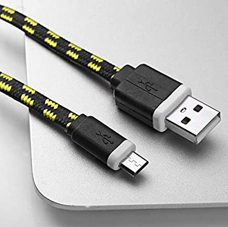 Shot Case Cable Trenza para Mando Playstation 4 PS4 Cargador ...
