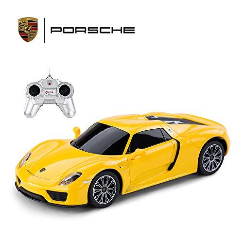 RASTAR Porsche Remote Control Car, 1:24 Scale Porsche for sale  Delivered anywhere in USA
