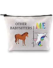 MBMSO Babysitter Gifts Bags Other Babysitters Me Babysitter Nanny Gifts Daycare Provider Gifts Appreciation Babysitter Travel Pouch Bag Thank You Gifts