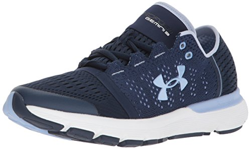 Noir Running Gemini Vent Under UA Armour Femme Blanc W Blue de Chaussures Speedform Navy WIw8vqHIc