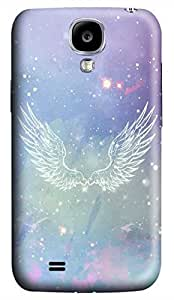 Samsung Galaxy S4 I9500 Hard Case - Angel Wings Galaxy S4 Cases hjbrhga1544