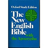The New English Bible: With the Apocrypha (Oxford Study Edition)
