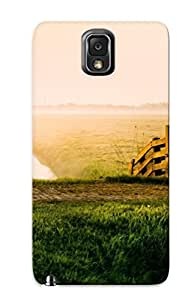 Defender Case With Nice Appearance (countryside) For Galaxy Note 3 / Gift For New Year's Day