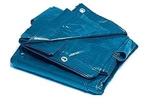 Bcalpe 305281 toldo rafia plastificado 4 x 5 m color for Sujeciones para toldos