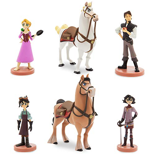 Disney Tangled: The Series Figure Play Set No Color ()