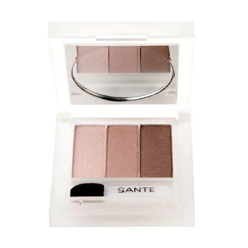 Sante Eyeshadow Trio, Rosewood 030.15 oz (4.5 g) by Sante (Sante Eye Shadow Trio)