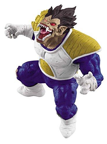 Banpresto Dragon Ball Z Creator X Creator Great Ape Vegeta Figure (Dragon Ball Z Figures Collection)