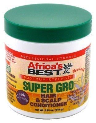 Africas Best Super Gro Maximum Hair & Scalp Conditioner 1...