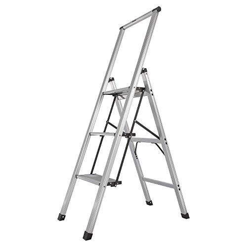 Rubbermaid Rm Sla3 T 3 Step Ultra Light Aluminum Step