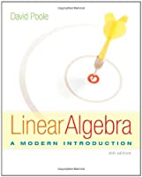 Linear Algebra: A Modern Introduction, 4th Edition Front Cover