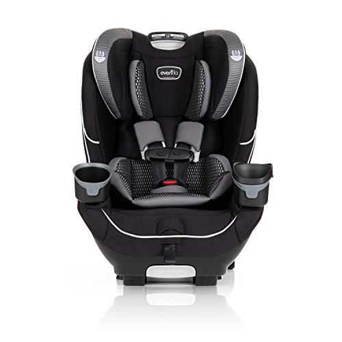 Evenflo EveryFit 4 In 1 Convertible Car Seat, Olympus