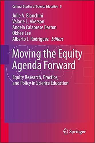 Amazon.com: Moving the Equity Agenda Forward: Equity ...