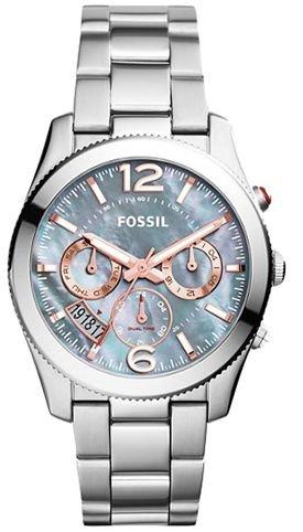 Fossil Women's Perfect Boyfriend - ES3880 Silver Watch
