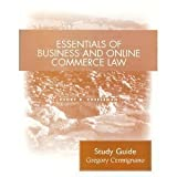 Essentials of Business & Online Commerce Law, , 0536558485