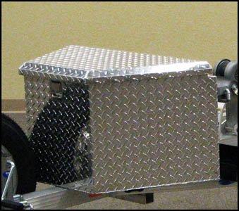 Triton 05031-1 Aluminum Shipload Box With Hardware