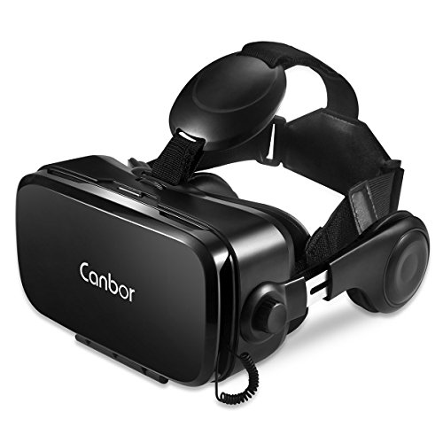 Canbor VR Headset, Virtual Reality...