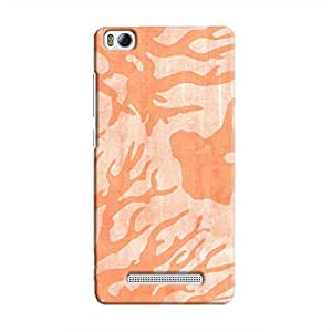 Cover It Up - Pink Shades Nature Print Mi4i Hard Case