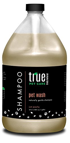 """Clean Pet TPC-JGB-1200-LL Hypoallergenic Dog & Cat Mild Pet Wash Shampoo for use with Dilute Grooming System, 1 gal, 6"""" Height, 10"""" Length"""