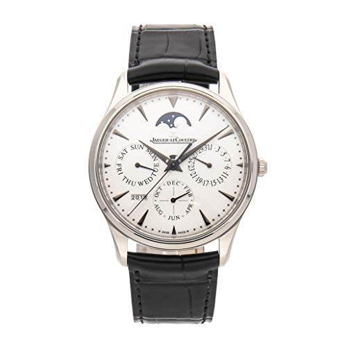 (Jaeger-LeCoultre Master Mechanical (Automatic) Silver Dial Mens Watch Q1303520 (Certified Pre-Owned))