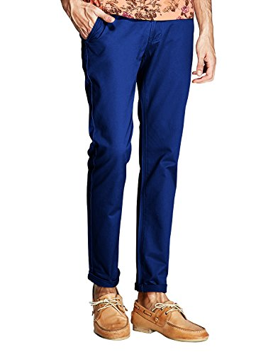 Washed Chino Flat Front - 8