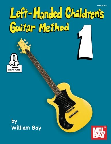 Left-Handed Children's Guitar Method