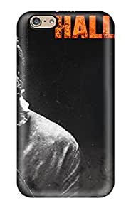 Hot Ccm22383YKSB Cases Covers Protector For Iphone 6- Halloween Michael Myers
