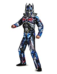 Optimus Prime Classic Muscle Child Med 7-8