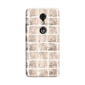 Cover It Up - Rock White Break Gionee A1 Hard case