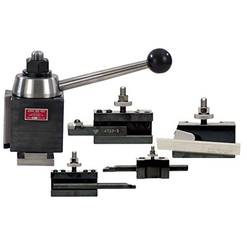 - ALORIS Super Precision Quick Change Tool Post Set - Model .: BXA Lathe Swing : 10