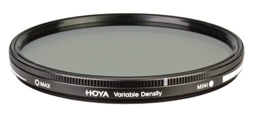 Hoya 67mm Variable Neutral Density (ND) Filter (0.45 to 2.7 (1.5 to 9 stops) by Hoya