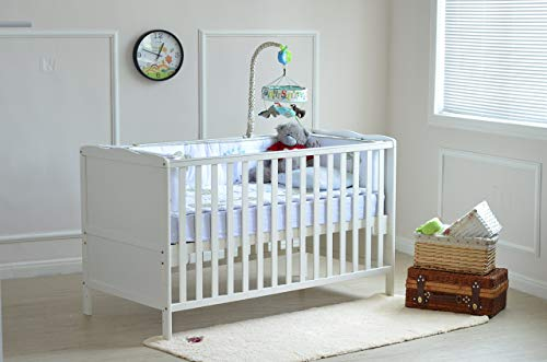 Star Ibaby Dreams Conver - Cuna convertible en camita: Amazon.es: Bebé