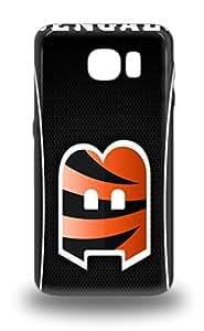 Cute High Quality Galaxy S6 NFL Cincinnati Bengals Logo 3D PC Case ( Custom Picture iPhone 6, iPhone 6 PLUS, iPhone 5, iPhone 5S, iPhone 5C, iPhone 4, iPhone 4S,Galaxy S6,Galaxy S5,Galaxy S4,Galaxy S3,Note 3,iPad Mini-Mini 2,iPad Air )