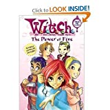 W.I.T.C.H Book #1 The Power of Five, Book # 2 The Disappearance, Book #3 Finding Meridian, Book # 4 The Fire Of Friendship (W.I.T.C.H. Chapter Books)