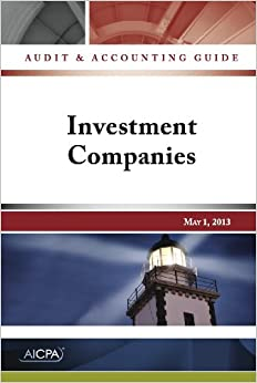investment companies audit and accounting guide pdf