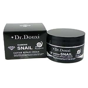Amazon.com: Moisturizing Dr.douxi Diamond Snail Caviar Repair Cream