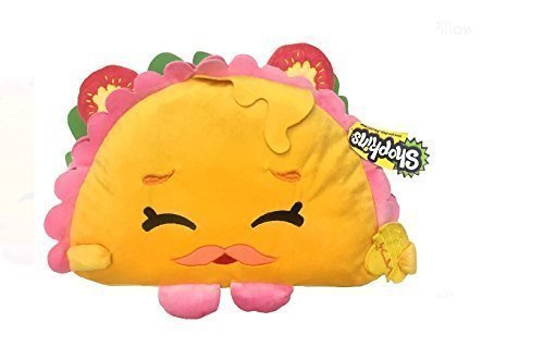 Shopkins Taco Terry Soft Pillowtime Snuggle Plush Pal by Shopkins