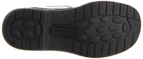 Hush Puppies History Oxford (Little Kid/Big Kid),Black,1.5 M US Little Kid by Hush Puppies (Image #3)