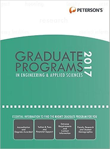 Graduate programs in engineering & applied sciences 2017.