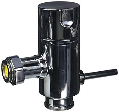Kohler K-13522-RF-CP Manual Blow Out Urinal 1.0-Gallon Per Flush Retrofit Flushometer Valve, Polished Chrome