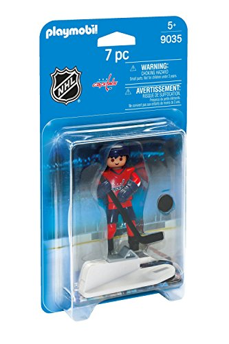 (PLAYMOBIL NHL Washington Capitals Player)