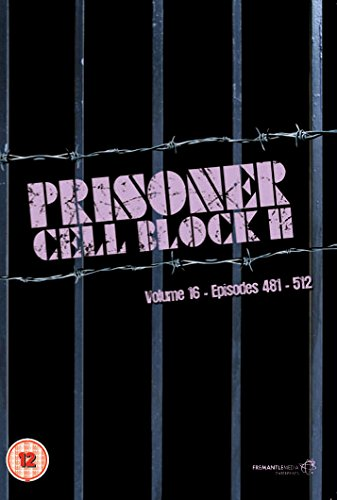 Prisoner Cell Block H: Volume 16 [DVD]