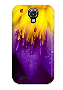 New Arrival Flower GrY-1373MEdAAOqF Case Cover/ S4 Galaxy Case