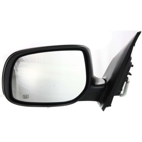 Corolla Driver Toyota Mirror - TYC 5230442 Toyota Corolla Driver Side Power Heated Replacement Mirror