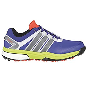 quality design a3909 8e850 2015 Adidas Adipower Boost Tour Mens Waterproof Golf Shoes - REGULAR FIT  Night FlashSilver