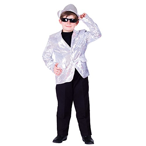 Kids  (Halloween Costume Black Blazer)