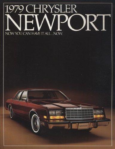 1979 Chrysler Newport Dealer Sales - Chrysler Dealer