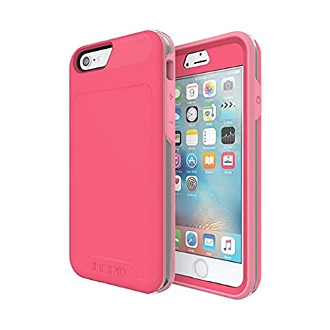 Incipio Performance Series Level 5 Case w/ Holster & Screen Protector for Apple iPhone 6 / 6s - Pink / - 810 Series Notebooks